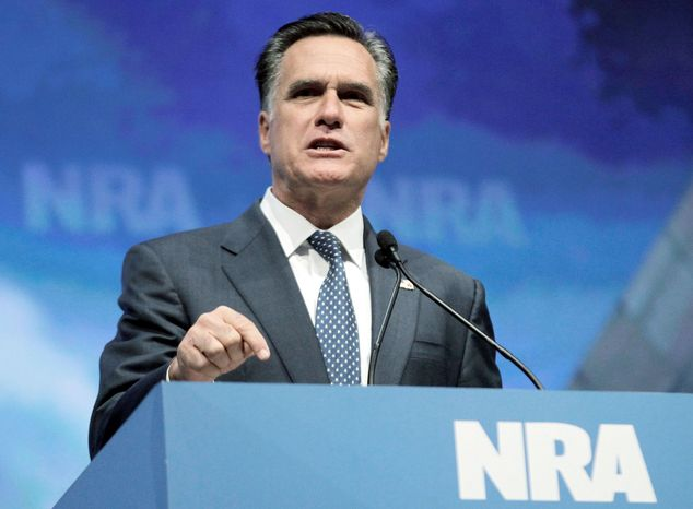 """Democrats are going after Republican presidential candidate Mitt Romney by saying he is hiding the true political agenda he would pursue if elected president. They say he been all over the map on the issues and has exhibited a """"penchant for secrecy."""" (Associated Press)"""