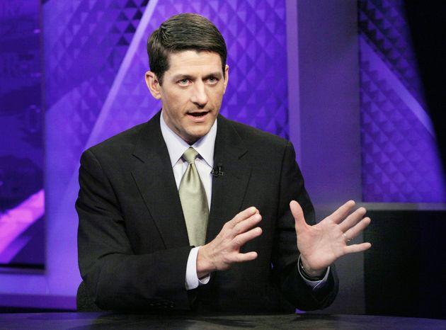 Rep. Paul Ryan, Wisconsin Republican