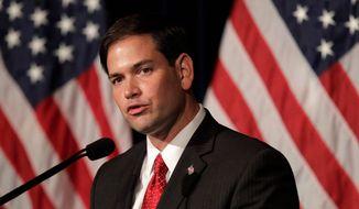 Sen. Marco Rubio, Florida Republican (AP Photo/Jae C. Hong)