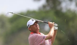 Davis Love III is America's captain for the Ryder Cup. (AP Photo/John Raoux, File)