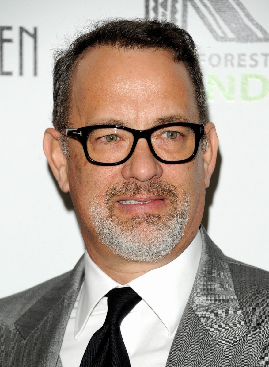 Yahoo has teamed with Tom Hanks for an animated sci-fi series, part of an industry movement toward more original content online. (Associated Press)