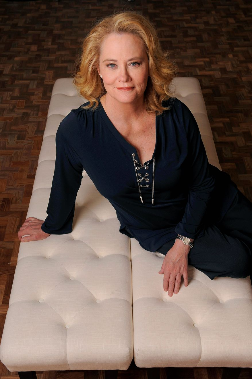 """Cybill Shepherd, 62, is a regular on Lifetime's """"The Client List,"""" has made guest appearances on USA's """"Psych"""" and will be a guest on TV Land's """"Hot in Cleveland. (Associated Press) ** FILE **"""