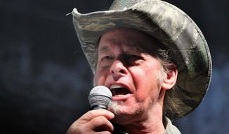 Ted Nugent (Associated Press)