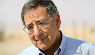 ** FILE ** Defense Secretary Leon E. Panetta