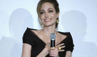 Angelina Jolie (AP Photo)