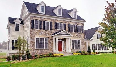 Mitchell & Best Homebuilders is building 26 single-family homes on sites of 2 acres or more at Long Meadows at Davis Mill in Germantown. The Hawthorne model, with 3,639 square feet, is priced from $799,900.