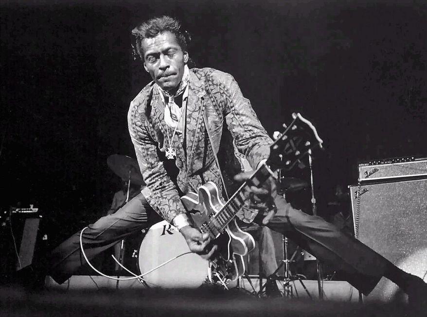 Concert: Chuck Berry