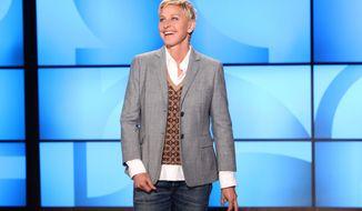 Ellen DeGeneres (Warner Bros. via AP)