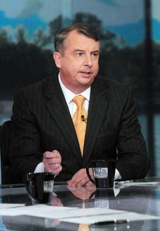 Romney adviser Ed Gillespie (NBC News via Associated Press)