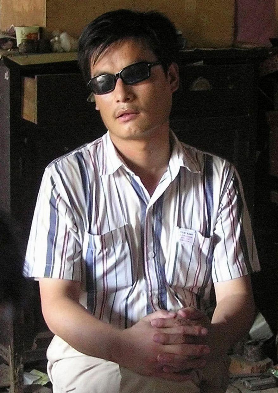 Chen Guangcheng (Associated Press)
