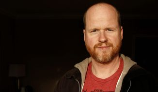 """""""Avengers"""" writer-director Joss Whedon says that much of the humor of the film derives from the growing pains the Avengers experience as they squabble before learning to work as a team. (Associated Press)"""