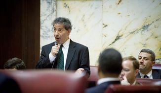 Maryland State Sen. Jamie B. Raskin, Montgomery Democrat.
