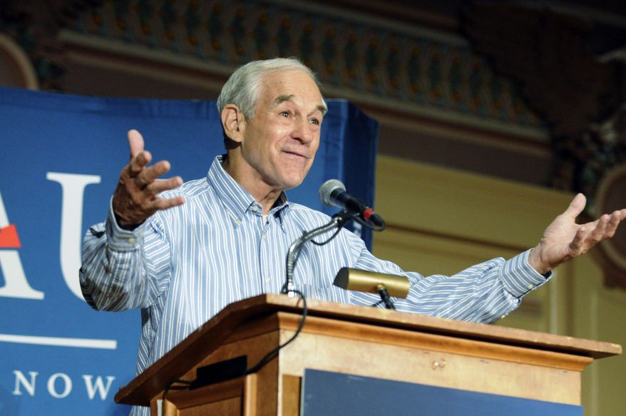 Ron Paul (AP photo)