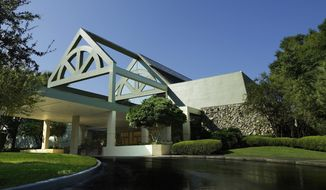 The Florida delegation at this summer's Republican National Convention in Tampa, Fla., will stay at the Innisbrook Golf Resort in suburban Palm Harbor, more than 30 miles from the convention site. Some have speculated the location is punishment for a violation of RNC rules. (Innisbrook Golf Resort)
