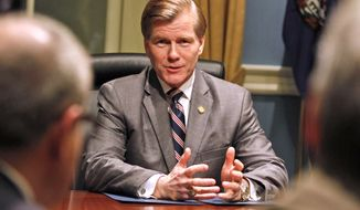 ** FILE ** Virginia Gov. Bob McDonnell (Associated Press)