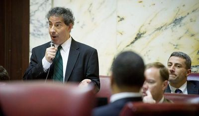 Maryland State Sen. Jamin B. Raskin, Montgomery Democrat