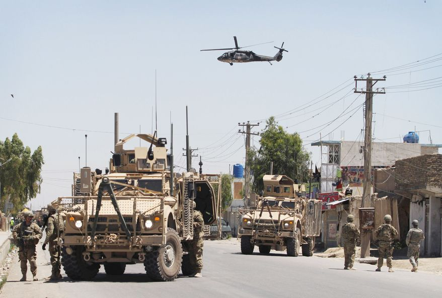 The U.S. is underreporting the number of incidents in which U.S. and coalition troops have been fired on by Afghan soldiers and police, the AP reports. The coalition reports fatalities, but it does not mention those wounded or incidents in which troops were fired on but no one was hit. (Associated Press)