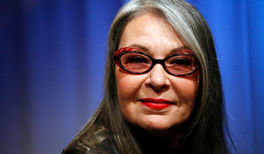 Roseanne Barr (AP Photo/Jeff Christensen)