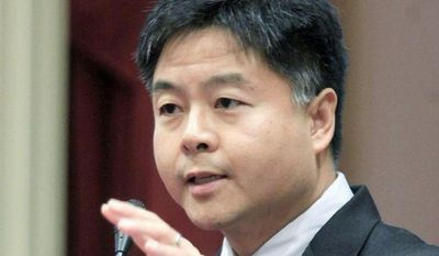 California state Sen. Ted W. Lieu (Associated Press)
