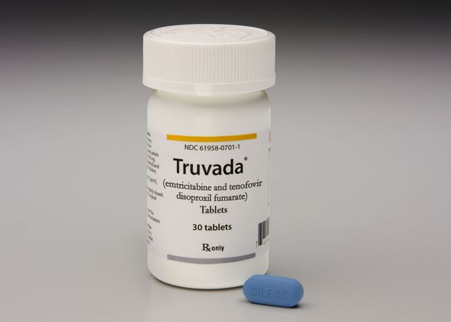 **FILE** The popular HIV-fighting pill Truvada can help healthy people avoid contracting the virus that causes AIDS, a federal drug panel has affirmed. (AP Photo/Gilead Sciences)