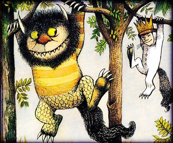 Illustration by Maurice Sendak