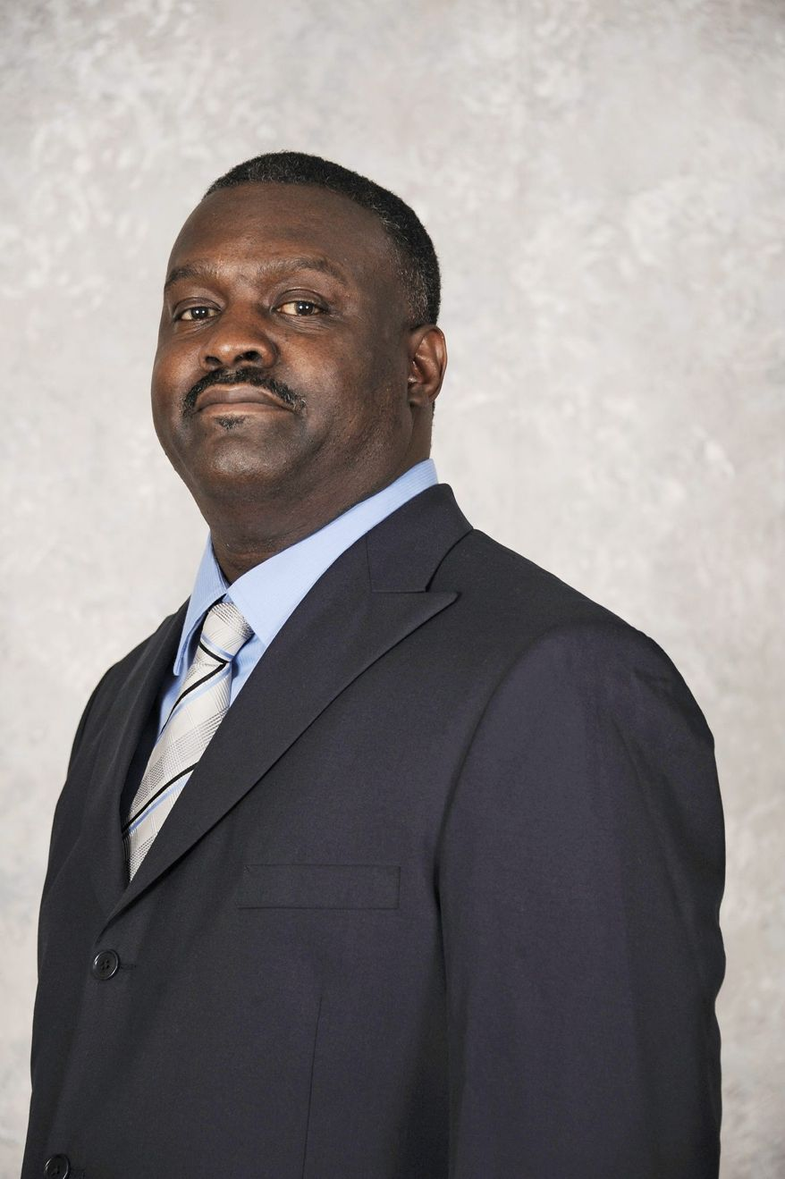 After spending five seasons as Georgetown women's assistant coach, Keith Brown was named the Hoyas' head coach Wednesday. (Georgetown Athletics)