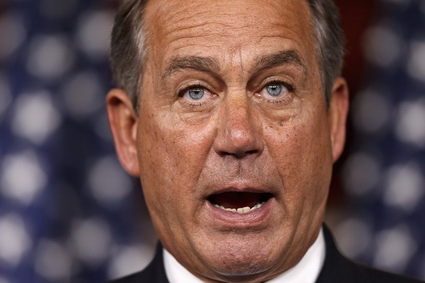 """""""My question for President Obama is, 'Where is your plan to stop these automatic cuts from hollowing out our defenses?' """" - House Speaker John A. Boehner"""
