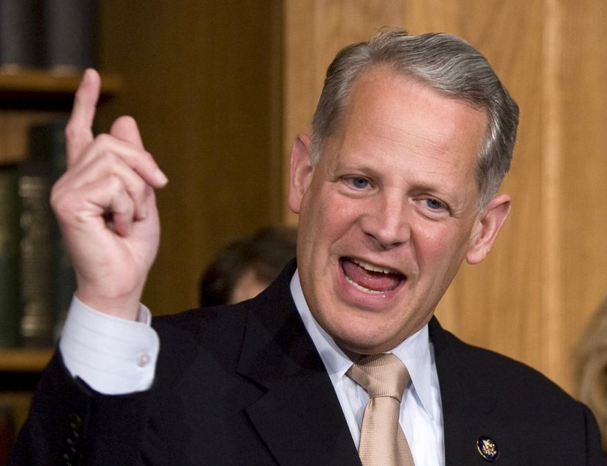 ** FILE ** Rep. Steve Israel, New York Democrat. (Associated Press)