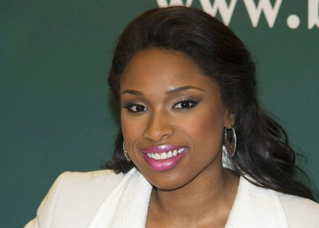 ** FILE ** In this Jan. 10, 2012, file photo, singer and actress Jennifer Hudson attends a book signing in New York. On Wednesday, May 9, 2012, closing arguments are taking place at the Chicago murder trial for William Balfour, Hudson's ex-brother-in-law who is accused of killing her mother, brother and nephew in October 2008. (AP Photo/Charles Sykes, File)