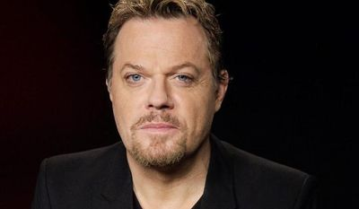 Actor-comedian Eddie Izzard said he will run 27 marathons in honor of Nelson Mandela.