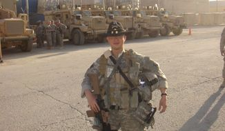 Lieutenant Augustine Kim