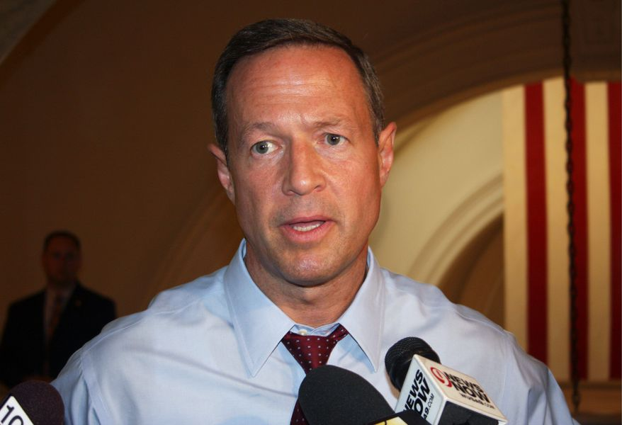 """We've not only been able to do the tough things on revenues to balance the budget, but we've also been able to protect our priorities.""  - Governor Martin O'Malley, Maryland Democrat"