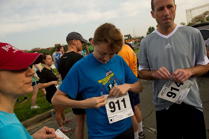 Senator Richard Lugar (R-IN) takes part in the ACLI Capital Challenge at Anacostia Park in Washington, D.C., Wednesday, May 16, 2012. This is the 31st running of the three-mile race where members of Congress, national media outlets and locals take part in this fundraising event in the early morning hours along the water of the Anacostia River.  (Rod Lamkey Jr/The Washington Times)