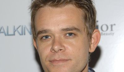 "** FILE ** Actor Nick Stahl attends a Cinema Society screening of ""Sleepwalking"" at the Tribeca Grand Hotel, in this March 11, 2008, file photo taken in New York. (AP Photo/Evan Agostini, File)"