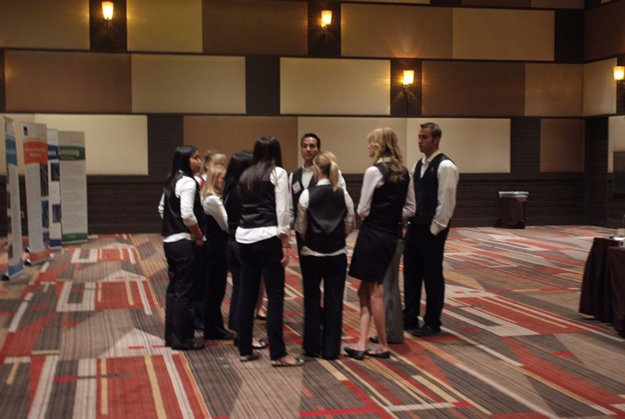 Some of the hundreds of snapshots posted on an internal GSA website from Monday of the $823,000 four-day affair in Las Vegas in 2010.