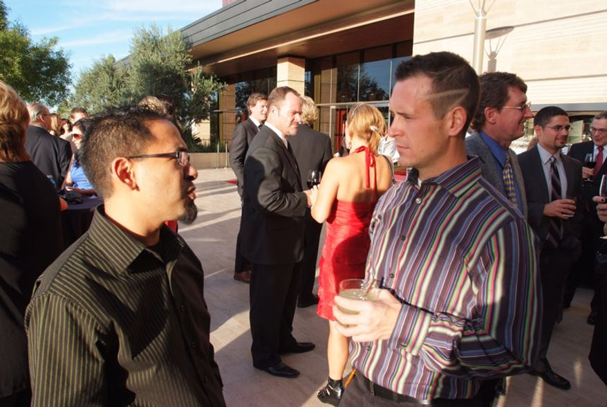 Some of the hundreds of snapshots posted on an internal GSA website from Thursday of the $823,000 four-day affair in Las Vegas in 2010.