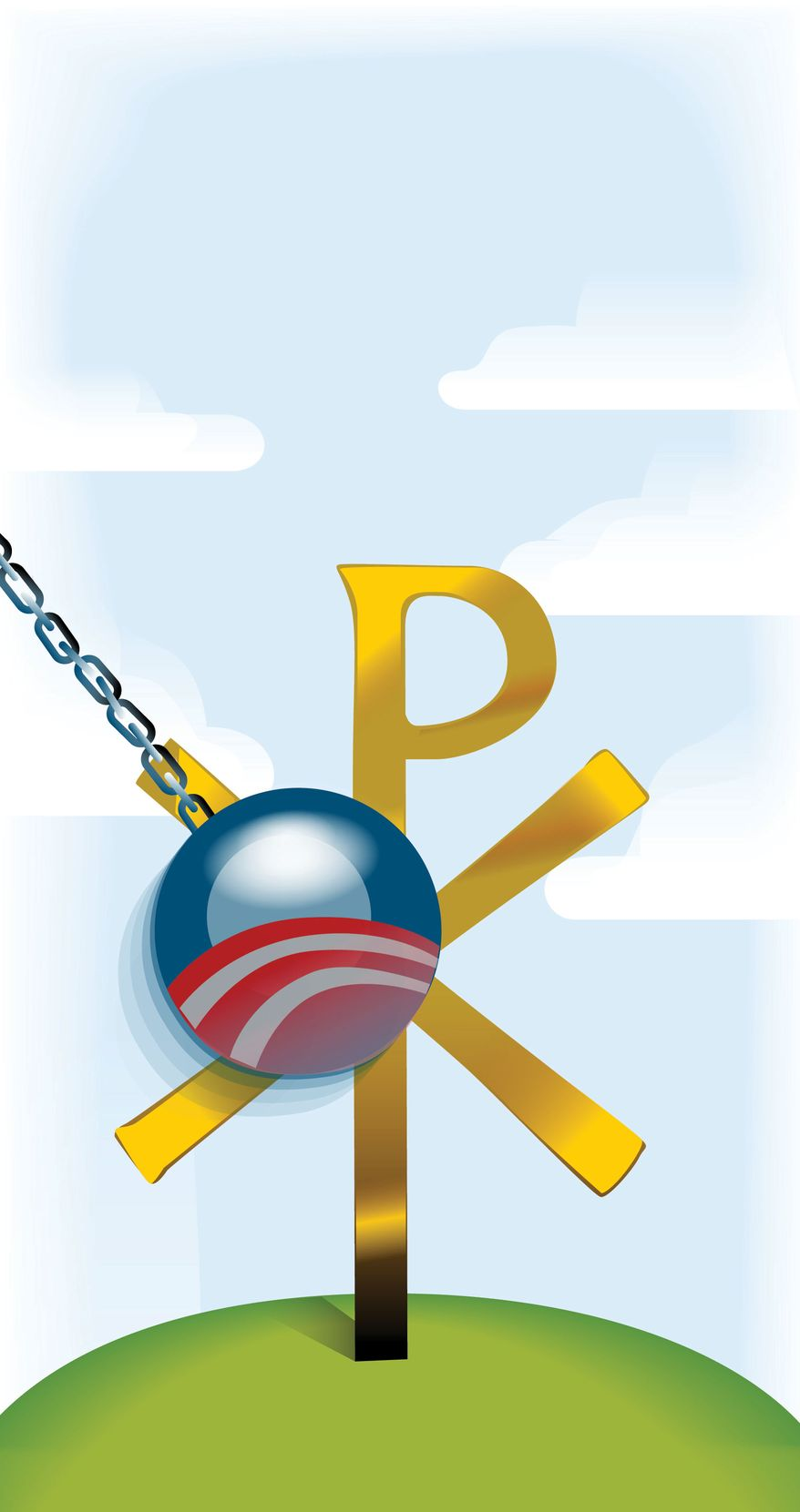 Illustration by Linas Garsys for The Washington Times
