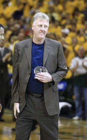 Pacers general manager wasn't happy with his team's effort in their 115-83 loss in Game 5 of an Eastern Conference semifinal series Tuesday night against the Heat. (AP Photo/Darron Cummings)