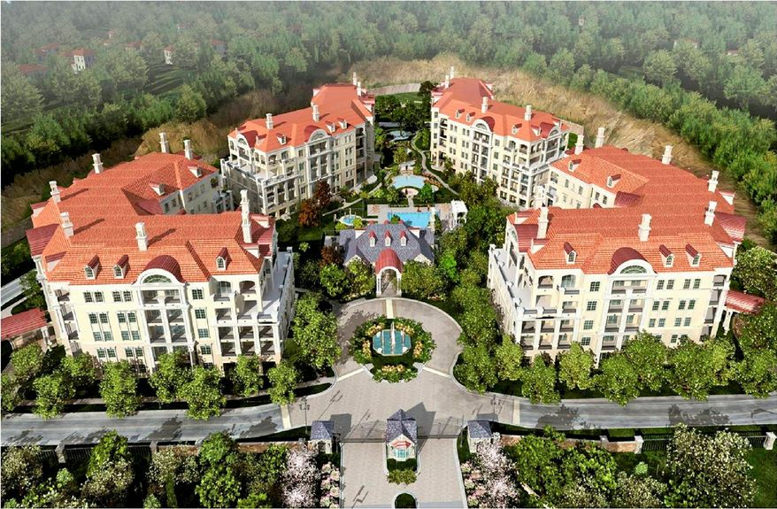 Quarry Springs at Stoneyhurst in Bethesda will offer 97 condominium homes in four buildings on the site of the oldest working quarry in the region. The homes, with 2,200 to 4,000 finished square feet, will range in price from $1,800,000 to $4,000,000.