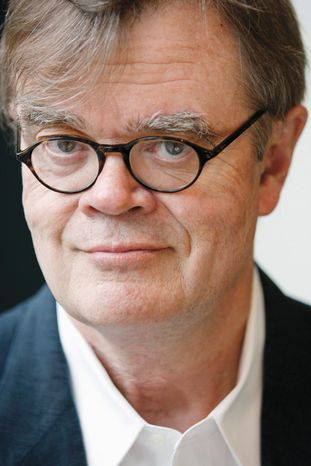 """Garrison Keillor will tape """"A Prairie Home Companion"""" on Friday and Saturday at Wolf Trap."""
