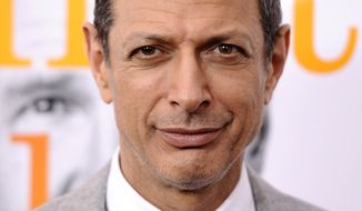 "** FILE ** In this Sunday, Nov. 7, 2010, file photo, actor Jeff Goldblum attends the premiere of ""Morning Glory"" at The Ziegfeld Theatre in New York. (AP Photo/Peter Kramer, File)"