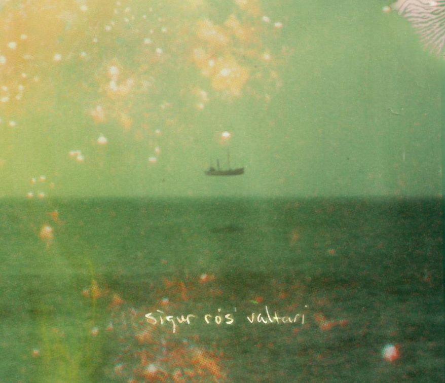 """Album cover for Sigur Ros """"Valtari""""."""