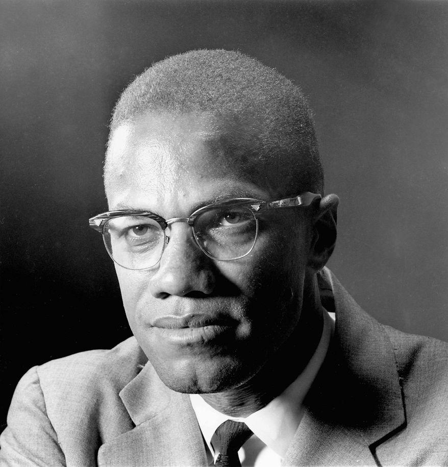 ** FILE ** Malcolm X. (Associated Press)