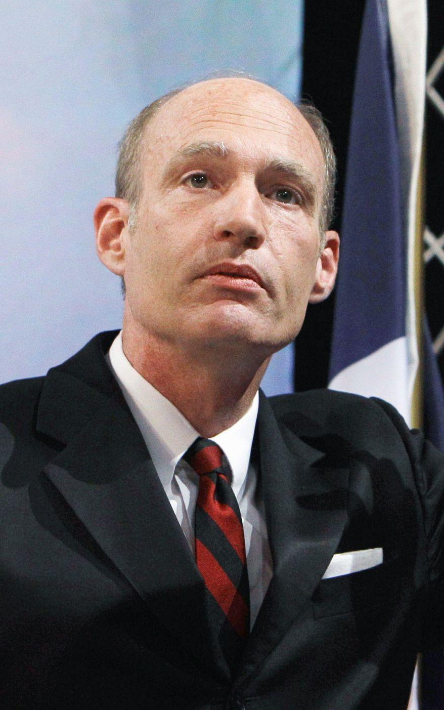 Rep. Thaddeus G. McCotter, Michigan Republican