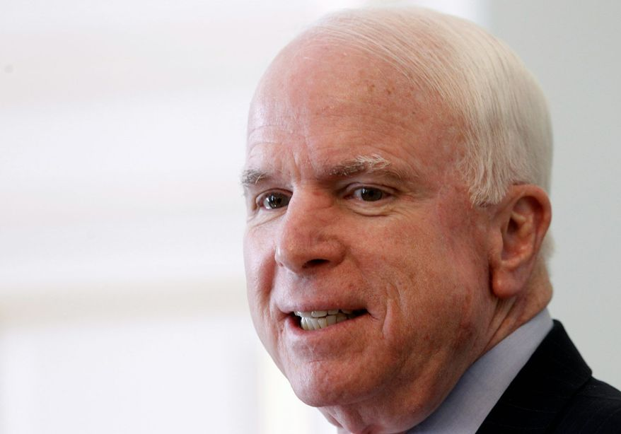 """""""This latest attempt to win over Russia, like the failed Annan plan, is but a rationalization for inaction. It is clear that nothing in Syria will change for the better until the balance of power on the ground shifts against Assad."""" - Sen. John McCain of Arizona"""