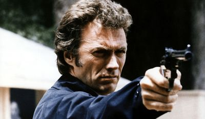 Clint Eastwood stars as Dirty Harry in Magnum Force. (Courtesy Warner Home Video)