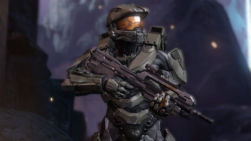"Microsoft will showcase its ""Halo 4"" game at the E3 show in Los Angeles running from Tuesday through Thursday. (Microsoft/343 Industries via Associated Press)"