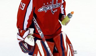 **FILE** NHL goaltender Tomas Vokoun (Associated Press)