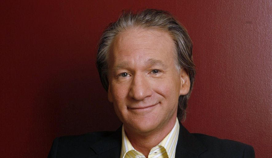 Bill Maher. (Associated Press) ** FILE **