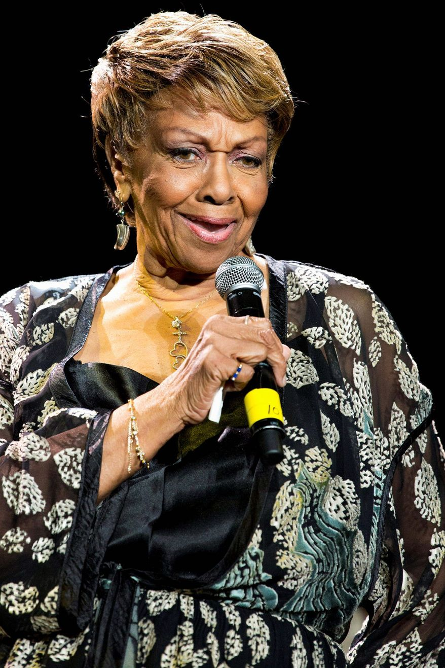 "Cissy Houston said her book will tell the ""unabridged and unbelievable story"" of her late daughter, Whitney Houston. (Associated Press)"